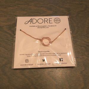 Adore Rose gold bracelet NEW